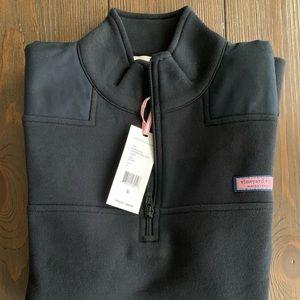 NWT Vineyard Vines black Shep Shirt, small